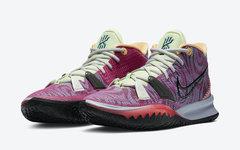 致敬传奇音乐家 Jimi Hendrix !Nike 推出全新 Kyrie 7!