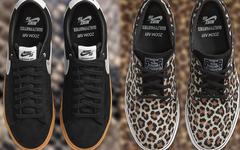 兽纹元素注入!WACKO MARIA x Nike 联名系列即将发售!