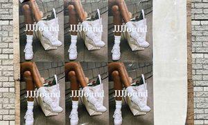 极简主义设计!JJJJound x Reebok Classic Leather Nylon 下周登场!
