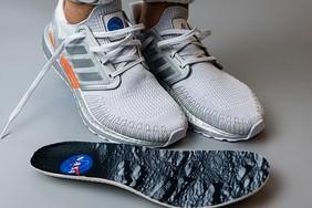 科幻未来感满满!NASA x adidas UltraBOOST 2020 联名曝光!