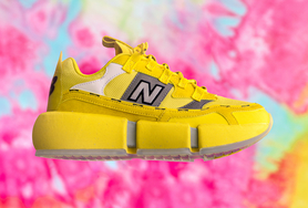 分段式鞋底前卫潮流!Jaden Smith x New Balance 联名新配色即将发布!