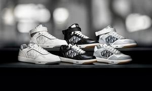 神似 Air Force 1 ?DIOR 推出全新 B27 运动鞋!