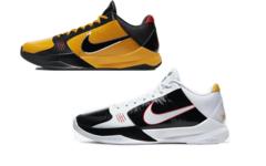 """下月重点!Nike Kobe 5 """"李小龙""""配色官图释出,即将发售!"""