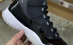 """今年份的AJ11年底压轴,Air Jordan 11 """"25th Anniversary""""实物图近赏"""