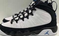 哈达威 PE 战靴?全新 Air Jordan 9 实物曝光!
