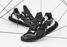 "4D 中底加持!全新 END x adidas EVO 4D ""Dark Matter"" 联名有点帅气!"