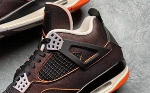 鞋面设计独特!全新 Air Jordan 4 明年春季发售!