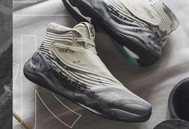 山水画融入,最诗意球鞋?汤普森最新战靴即将发布!
