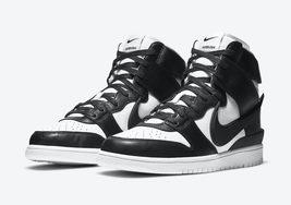 帅了帅了!AMBUSH x Nike Dunk High 官图释出,下月发售!