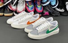 这颜值你打几分?Sacai x Nike Blazer Low 联名系列明年登场!