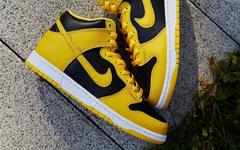 """Nike Dunk Hi """"小武当""""发售信息来了!下周登场,实物颜值让人心动!"""