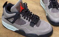 发售日期提前!神似 Travis Scott 联名的 Air Jordan 4 明年 1 月登场!