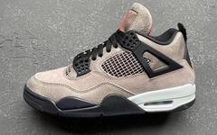 是你的本月必入吗?酷似 TS 亲友联名的 Air Jordan 4 即将发布!