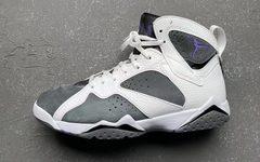 """复刻版实物曝光!Air Jordan 7 """"Flint"""" 今年 5 月发售!"""