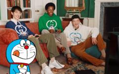 庆祝农历新年及哆啦A梦诞生 50 周年!哆啦A梦 x GUCCI 系列正式发布!