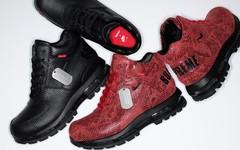设计你打几分?Supreme x Nike Air Max Goadome 全新联乘鞋款即将发售!