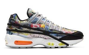 """Nike Air Max 95""""Japan"""" 完整外观曝光!设计极具诚意!"""