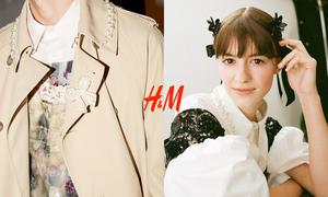 设计师联名!Simone Rocha x H&M 联名系列将于三月发售!