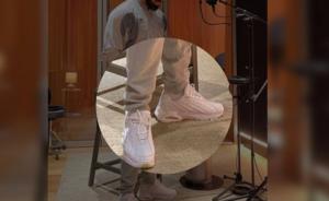 Drake上脚展示,全新NOCTA x Nike Hot Step Air Terra联名鞋型亮相