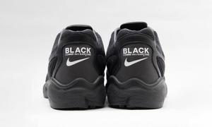 一袭酷黑装扮!BLACK COMME des GARÇONS x Nike Air Zoom Talaria 即将发售!