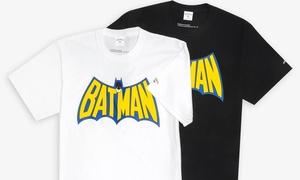 蝙蝠侠元素主打!NOAH x Batman 联乘系列将于本月发售!