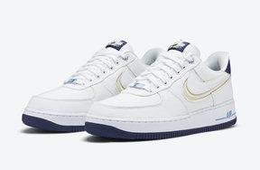 Swoosh 设计是亮点!Nike Air Force 1 新品释出!