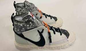 第二款配色浮现!READYMADE x Nike Blazer Mid 你期待吗?