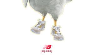 鸡肉灵感!法国餐厅 PAPERBOY x New Balance 联名 992 鞋款即将释出!