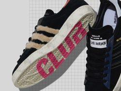 经典悬疑惊悚电影《搏击俱乐部》灵感!Size? x adidas 联名即将登场!