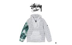 绿色扎染注入效果惊艳!Stüssy x Nike 2021 联乘服饰将与鞋款同步登场!
