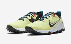 全新鞋型即将发售,Nike Wildhorse 7亮相