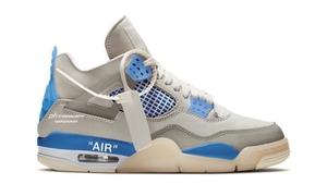 新配色曝光!全新 Off-White™ x Air Jordan 4 你觉得如何?