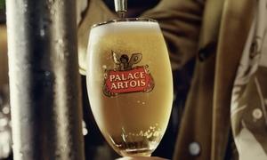 滑板与啤酒的碰撞!PALACE x Stella Artois 联名全系列释出!