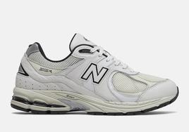 做旧老爹鞋质感,New Balance 2002R新配色现已发售