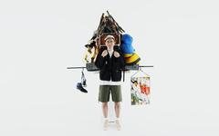 设计颇为玩味!BAMBOO SHOOTS x Mountain Research 联乘系列发布!