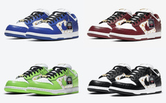 发售临近!重磅联名 Supreme x Nike SB Dunk Low 下月来袭!