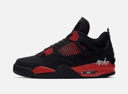 """红色版""""雷公""""配色?Air Jordan 4 """"Red Thunder"""" 今年登场!"""