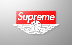 没有星星图案?Supreme x Air Jordan 1 联名最新消息释出!