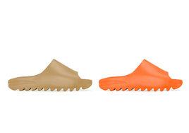 明星挚爱的 Yeezy 拖鞋又出新配色了!春季登场!