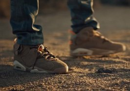 Travis Scott 亲晒全新 Air Jordan 6 联名!即将发布!