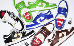市价三四万!Supreme x Nike SB Dunk Low 后续不会在 SNKRS 发售!