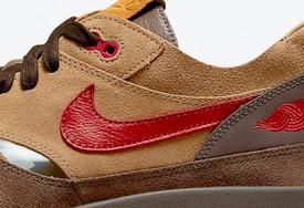 """本周重点! CLOT x Nike Air Max 1 第二款配色""""CHA"""" 即将发布!"""