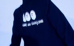 猿人头+双方 logo!BAPE × COMME des GARÇONS 联名即将登场!