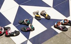 设计简单又潮流!HAY x SUICOKE 第二波联名凉鞋系列发售!