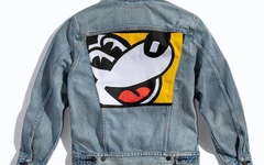 怪诞艺术风!Levi's x Keith Haring x Micky Mouse 三方联名系列曝光!