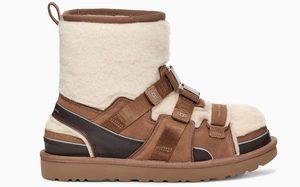 又是凉鞋又是雪地靴!Feng Chen Wang x UGG? 创意联名发布!