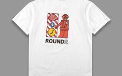 牌面十足,Round Two x atmos x SW三方联名T恤将售