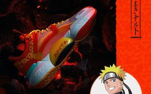 安踏 x 《火影忍者》联名来袭!三双鞋哪双最帅?