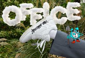 近日最佳小白鞋之一?OFF-WHITE 新鞋曝光!