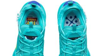 鞋舌小眼神绝了!玩具总动员 x 韦德全城 9 V1.5 联名登场!